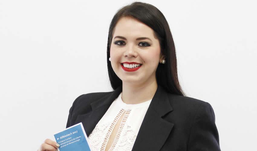 Actual Catedrática de UAA es Seleccionada Para la Cumbre Latinoamericana AllBiotech