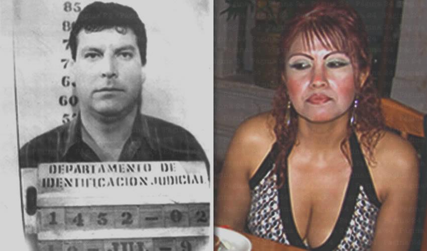 Rodolfo Franco Ramírez y Ma. del Refugios Martínez Guardado ...hampones con patente de corso...