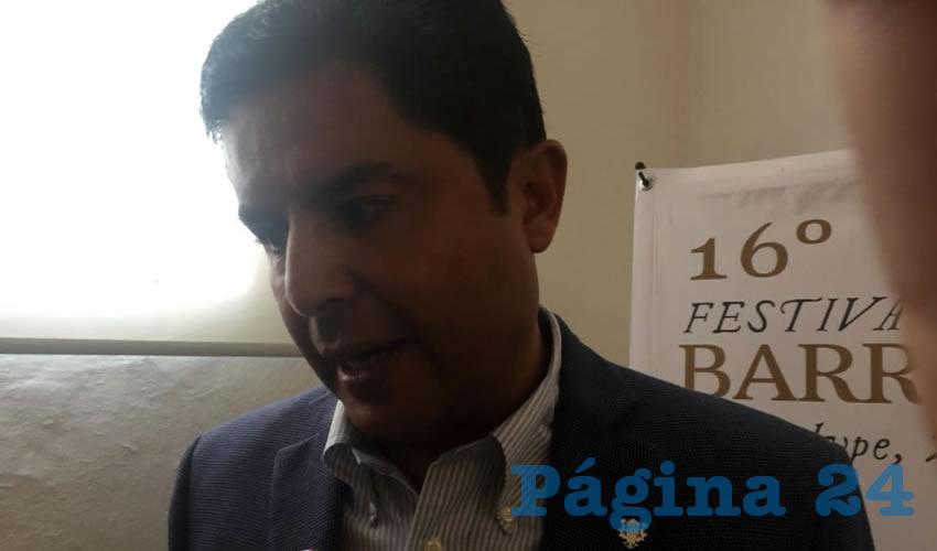 Enrique Flores Mendoza (Foto: Archivo Página 24)