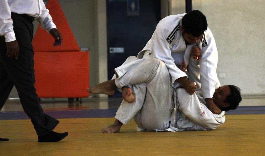 Se Llevó a Cabo en la Autónoma la Primer Copa Universitaria de Judo