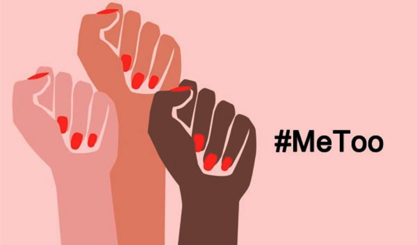 """El movimiento """"Me too"""" (yo también) denuncia en redes sociales abusos sexuales"""