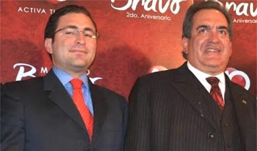 """José Carlos Lozano Rivera Rio y Carlos Lozano de la Torre ...los muertos que dejó """"El Patrón del Mal"""" en el clóset..."""