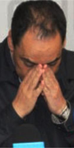Juan Antonio Martín del Campo ...los tragos amargos...