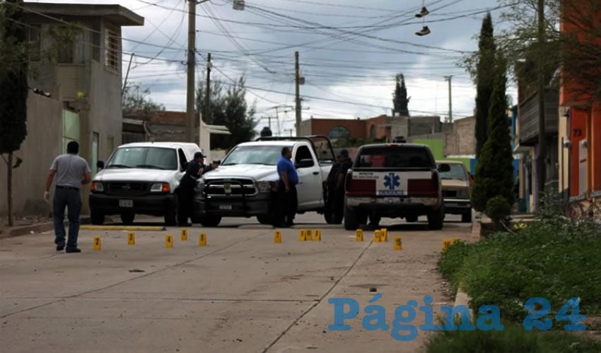 Siguen los asesinatos en todo el estado de Zacatecas ante la ineptitud de las autoridades por capturar a los sicarios (Foto: Ilustrativa)