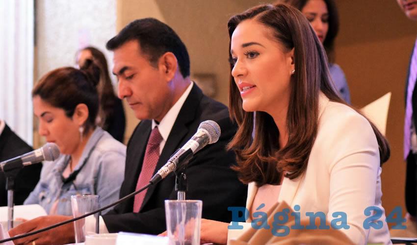 Arlette Muñoz Cervantes, diputada federal