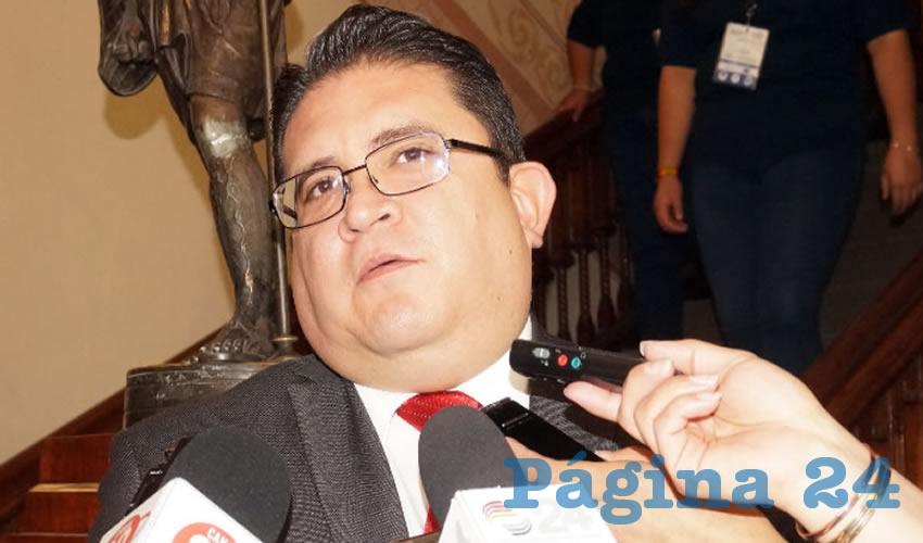 Rubén de Jesús Ibarra Reyes (Foto Merari Martínez Castro)