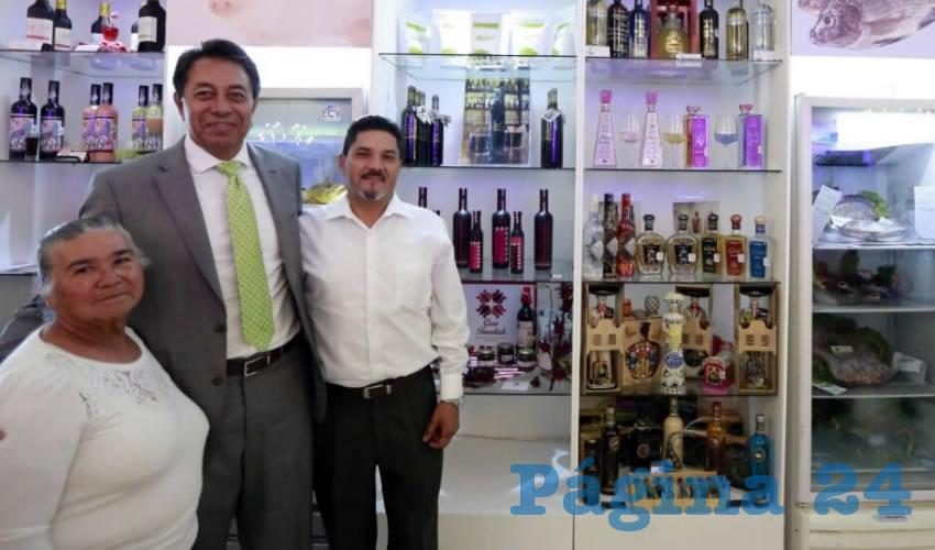 Héctor Padilla, presidente de la AMSDA, admitió que hay incertidumbre en torno a las renegociaciones del TLCAN, pero se dijo confiado en que la articulación de los productores de los tres países será clave para consolidar la economía/Foto: Cortesía