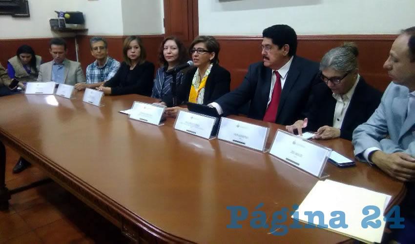 La mayoría de los perfiles coincidieron en un actuar con transparencia, apegado a la ley y con la disposición de sancionar las irregularidades como parte de este combate a la corrupción/Fotos: Elizabeth Ríos Chavarría
