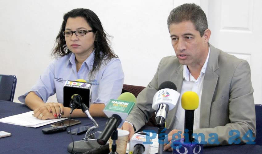 Alonso Ruiz Esparza dijo que uno de los beneficios que se esperan con este programa, es el mejoramiento en la calidad del aire en el estado