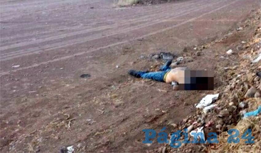 """Siguen apareciendo los ejecutados """"sin identificar"""" (Foto: Cortesía)"""