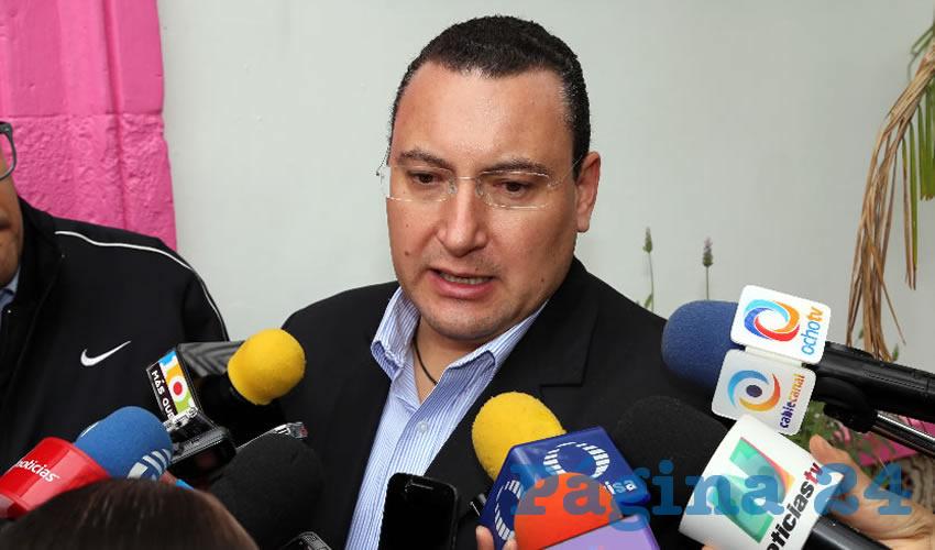 Respalda el PAN Acción Legal en Contra de José Luis Morales