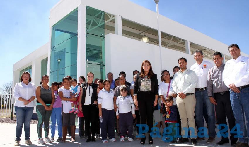 La Alcaldesa Tere Jiménez Supervisa Avance de Obras que Beneficiarán a Nuestro Municipio