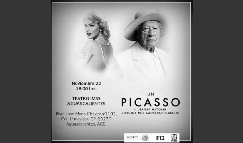 """Se llevaron a cabo más de 40 funciones de las obras """"Un Picasso"""", """"Quijote, Vencedor de Sí Mismo"""", """"El Amor de las Luciérnagas"""", """"El Diario de Ana Frank"""", """"Imperio"""" y """"Zapato, busca Sapato"""""""