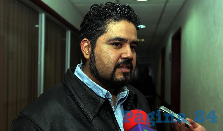 Iván Sánchez Nájera, diputado loc
