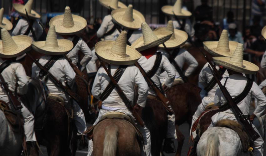 La Revolución Mexicana quedó en el olvido, y no cumplió con los ideales revolucionarios plasmados en la Constitución del 17 (Foto: Archivo/ Iván Stephens/Cuartoscuro)