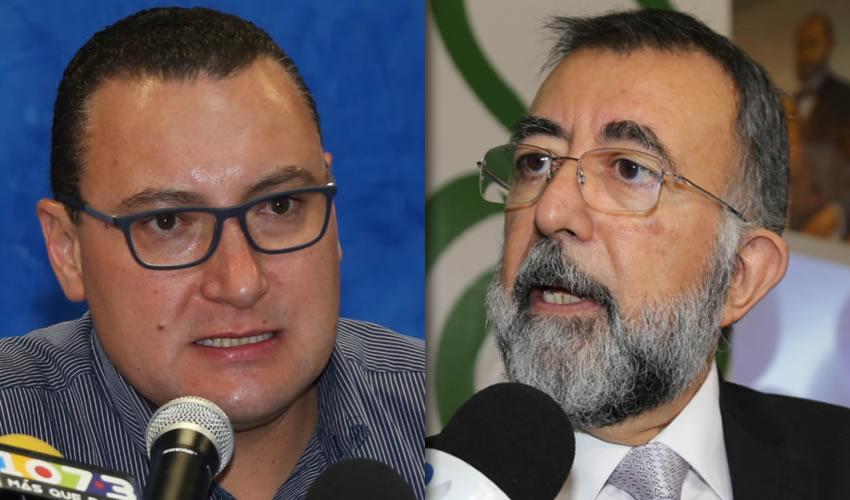 """Paulo Gonzalo Martínez López y Jesús Eduardo Martín Jáuregui ....broncón entre """"El Perro"""" y """"El Mataviejitos""""..."""