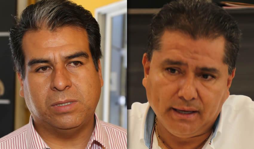 Cuauhtémoc Escobedo Tejada ...¿no que muy honrado?.. | José Enrique Juárez Ramírez ...lo creí sensato...