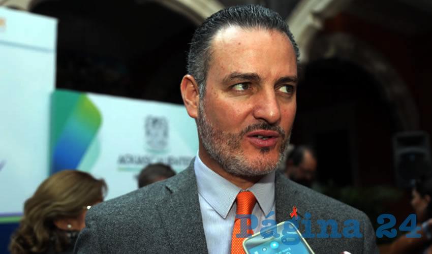 René Urrutia de la Vega, fiscal general del Estado