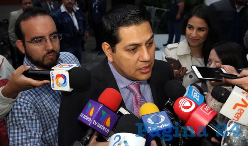 Son 316 Concesiones de Taxis que se Fueron a Juicio: Javier Luévano