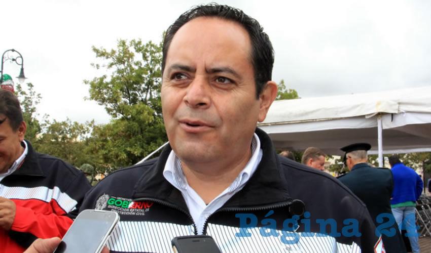 Fueron Detectados 221 Incendios en 25 Municipios del Estado: Caldera Alanís