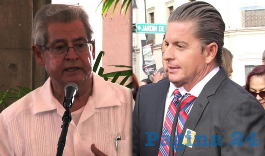 Agustín Morales Padilla y José Luis Morales Peña: De tal Viborón tal Víbora