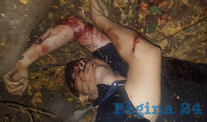 Un hijo de José Luis Gutiérrez Valencia también murió en la balacera