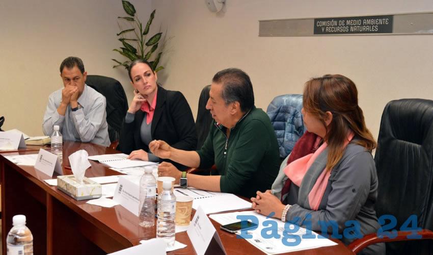 Comisión de Medio Ambiente y Recursos Naturales