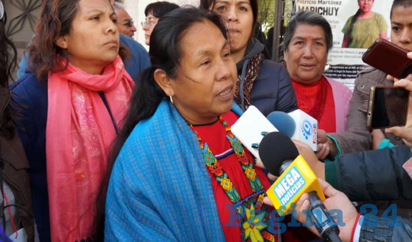 Nunca más un México sin Nosotros: Marichuy