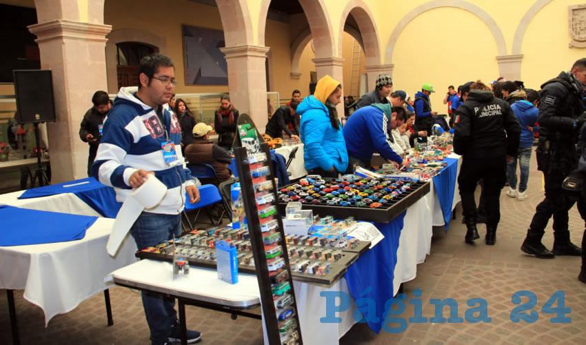 """Cuarta Expo """"Hot Wheels"""" Genera Conmoción en Zacatecas"""