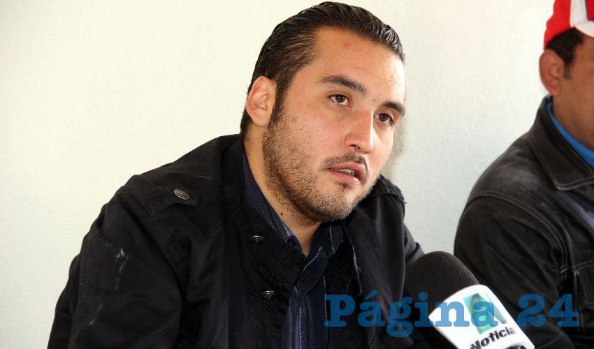 La Suma del PES y PT a Morena es Muestra de Civilidad: Aldo Ruiz