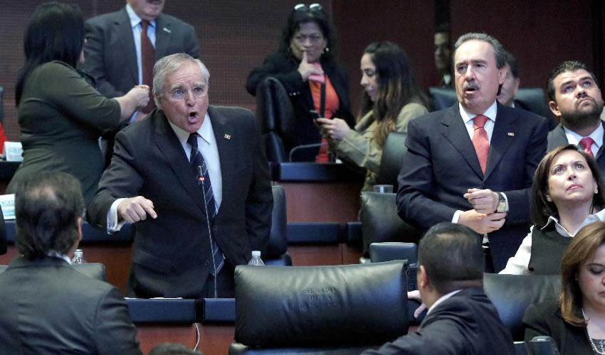 Presenta Miguel Romo Reformas a la Ley del Poder Judicial de la Federación