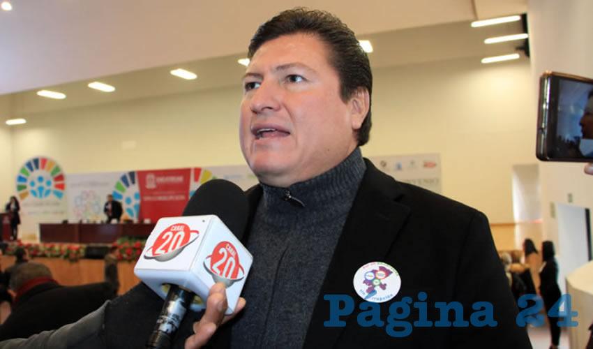 Adolfo Bonilla Gomes, secretario del campo (Foto: Archivo Página 24)