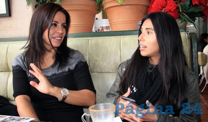 María Guadalupe Medina Padilla, regidora del ayuntamiento de Zacatecas: La economía de Zacatecas no está para que en este momento se cierren calles (Foto Rocío Castro)