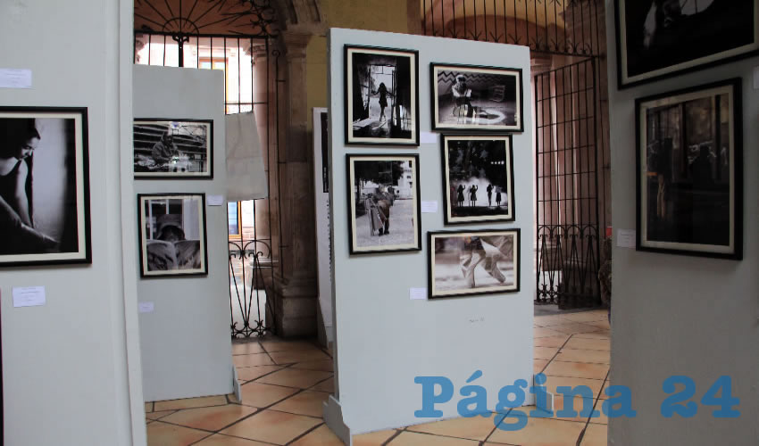 Esta exposición cuenta con 30 obras, las cuales fueron seleccionadas por el autor, y demuestran el trabajo constante, calidad y buen ojo que tiene dicho fotógrafo para poder mostrar la belleza que él ve, a través de sus ojos para el mundo entero (Foto: Rocío Castro Alvarado)