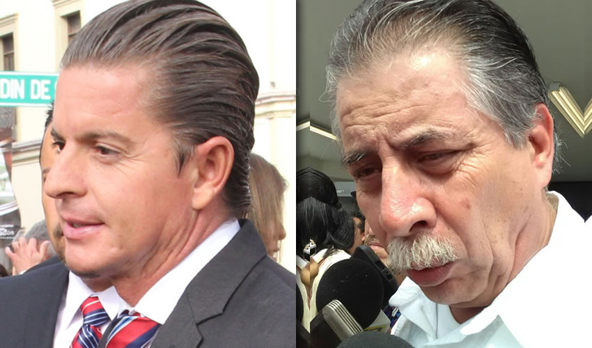 """Jesús Ortega Martínez ...mercenario de la política... José Luis """"La Víbora"""" Morales ...escupe para arriba y le cae..."""