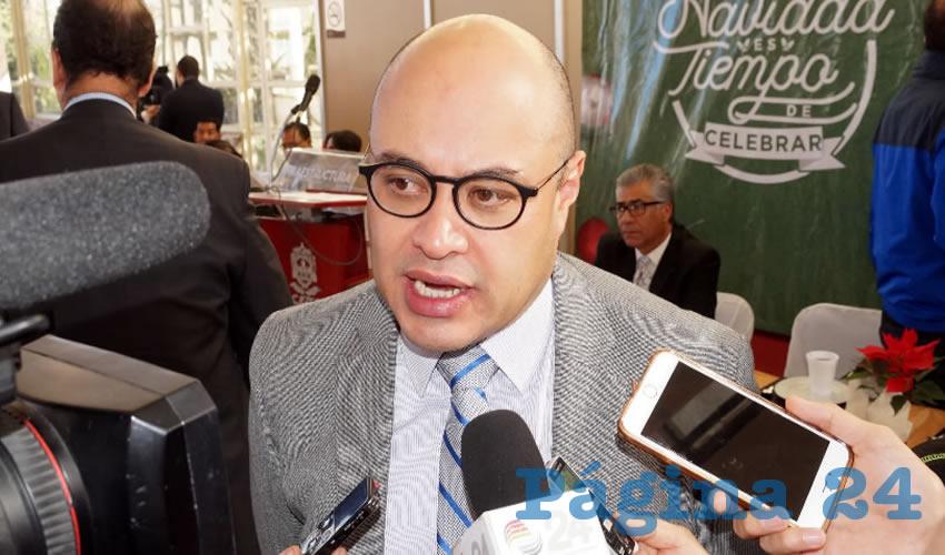 Francisco Murillo Ruiseco (Foto Merari Martínez Castro)