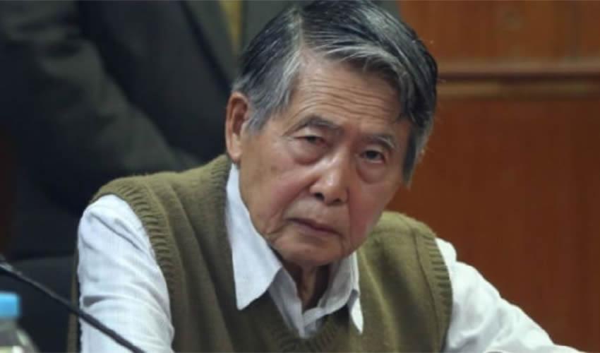 El exgobernante peruano, Alberto Fujimori (Foto: Archivo/Xinhua)