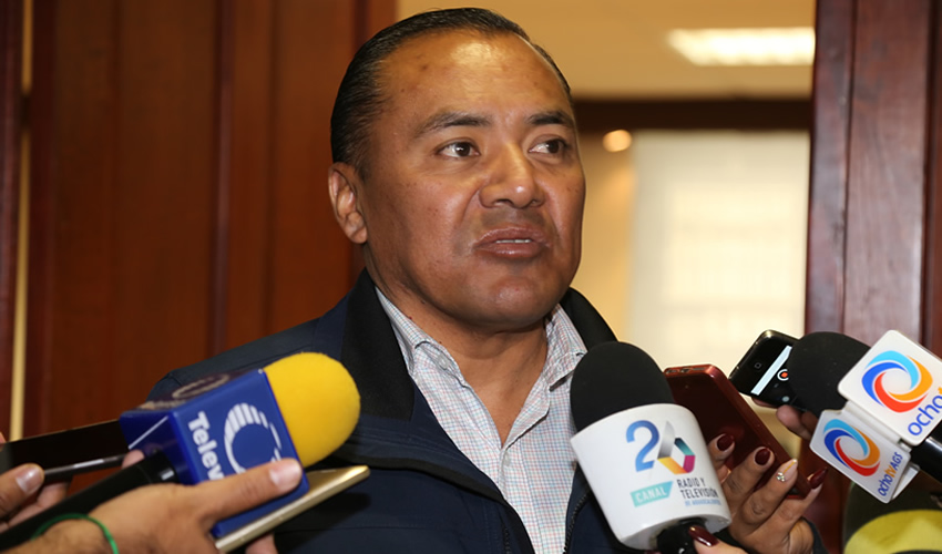 Raymundo Durón, diputado local
