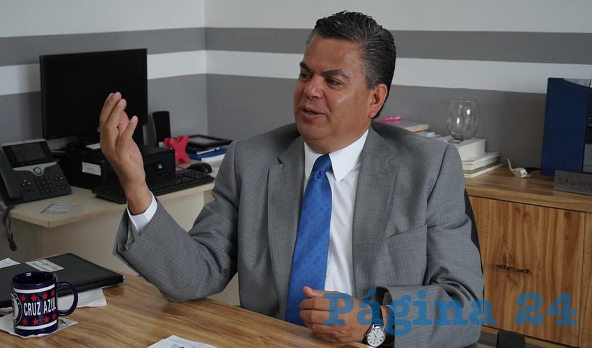 Siete de Cada 10 Zacatecanos Logran Aprobación de Visa : Javier Mendoza