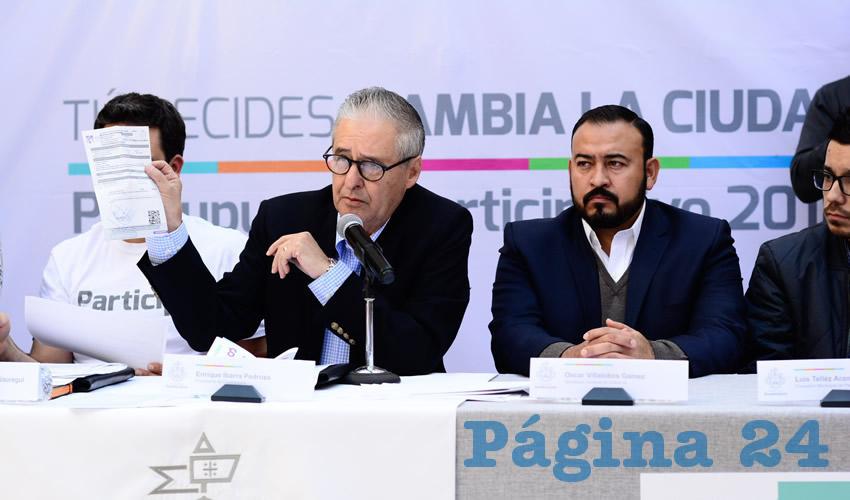 """""""Siempre somos accesibles y siempre dispuestos al diálogo, al entendimiento"""", señaló en un primer momento Enrique Ibarra, quien añadió que el acuerdo que buscan es que los calandrieros se ciñan a lo aprobado en cabildo/Foto: Cortesía"""