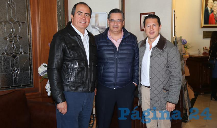 Francisco Gabriel Arellano Espinosa nuevamente se va acercando al PRI (Foto: Eddylberto Luévano Santillán)