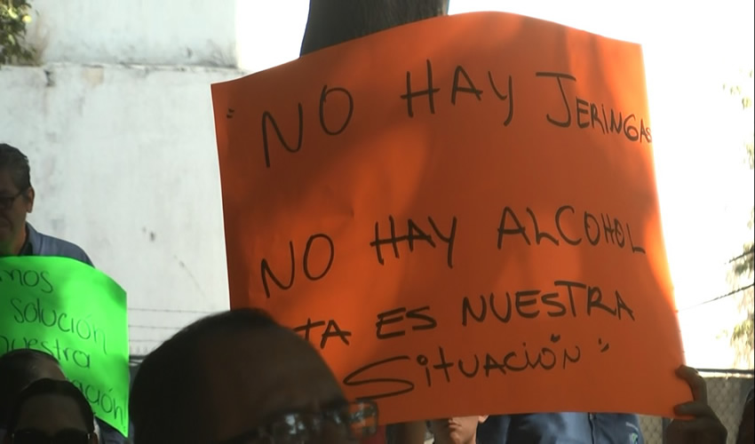 El titular de la SSJ prometió depositar un adelanto, pero si incumple los sindicalizados amagaron con más protestas