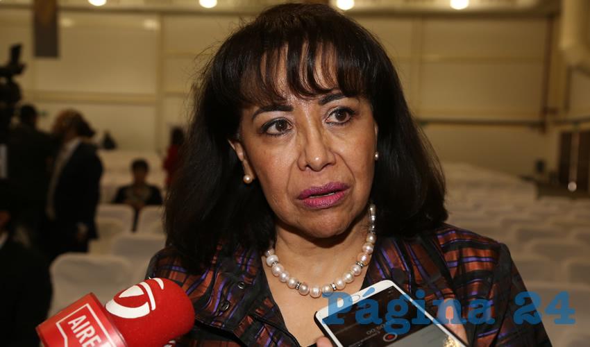 Estela Cortés Meléndez, diputada local