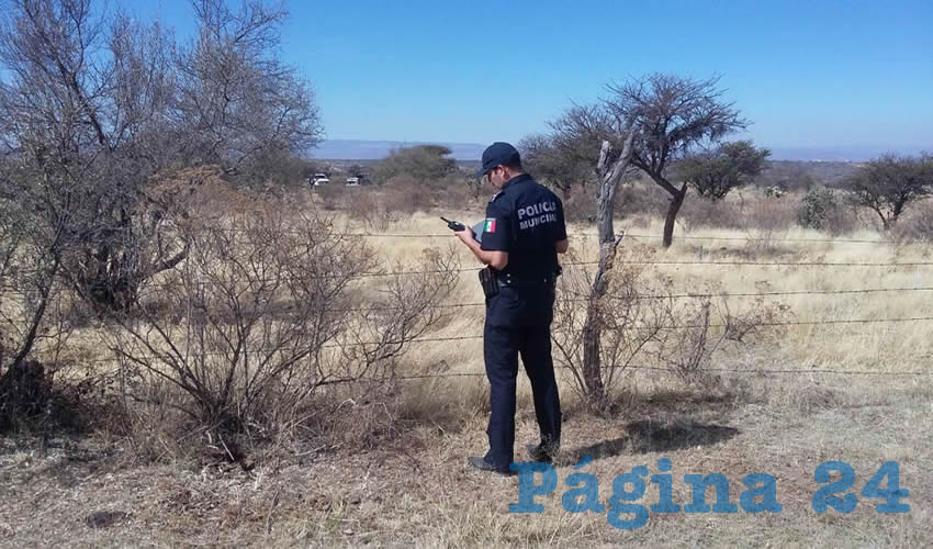 Un policía preventivo encontró el segundo cadáver