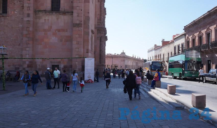 Hasta los gringos se dan cuenta que el narco estado de Zacatecas, es peligoro