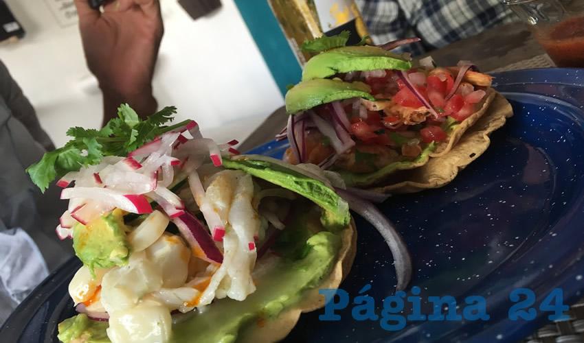 Para este año se suman, por primera vez, 5 restaurantes del puerto y una derrama económica de 250 mil pesos