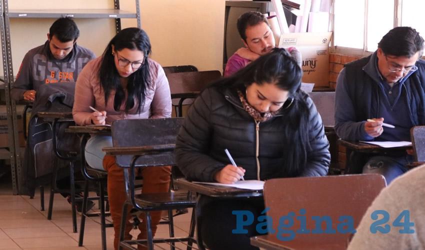 Aplica INE Zacatecas Exámenes a Aspirantes a Capacitadores y Supervisores Electorales