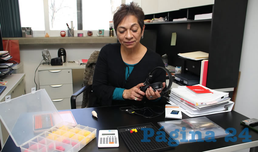 La UAA Realizó Evaluación de Pruebas de Aprendizaje Para Estudiantes con Ceguera