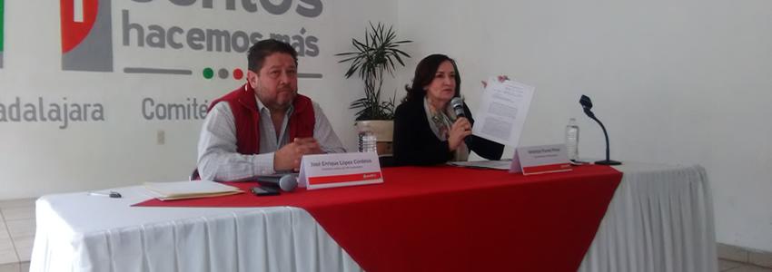 Ismael del Toro ya se  siente en campaña: PRI