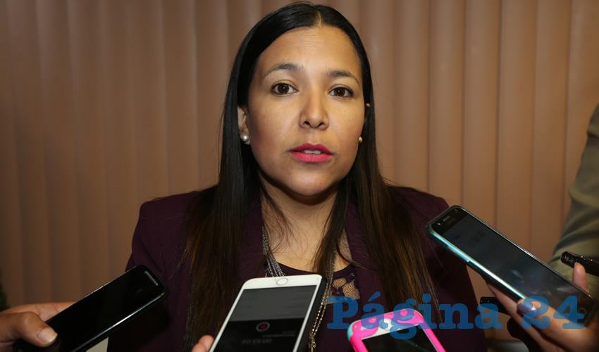 Norma Zamora Rodríguez ...creyó ser dueña del PAN...